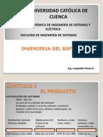 Ingenieria Del Software 1 y 2 UCACUE