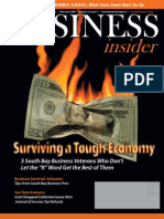 Business Insider Magazine - Mag - Vol 4, Issue 2 - First Issue 2009