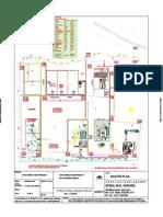 Revised Master Plan of Ssfpl, Soya-division, Barlai-model