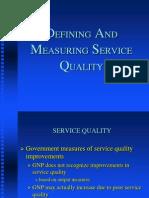 Service Quality Amity