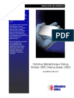 Crystal Reports Para Visual Studio.net Visual Basic.net Eidos