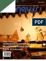 EB NEWS Edisi 13 Tahun 2012
