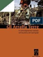 Land Grabbing - Gli ArraffaTerre