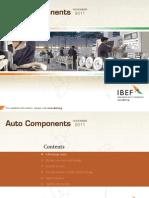 Auto Components - IBEF