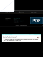 Twitter Entry 12