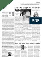 'Santa's Magic' is Saturday