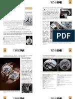 TIMEFAIR by Giulio Papi - Novembre 2012