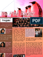 The Pink Rumor