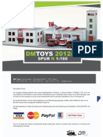 Catalogo DM TOYS 2012