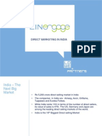 Direct Marketing in India 2012