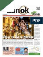 Nª 45 - 30 de Noviembre de 2012 - Danok Bizkaia