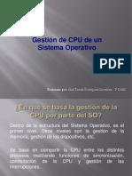 GestionCPUdeunSO