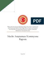 TBMM Darbeleri ve Muhtıraları Araştırma Komisyonu Raporu