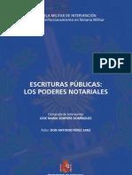 Escrituras Publicas