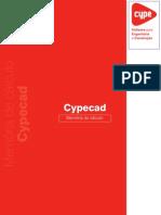 CYPECAD - Memória de Cálculo