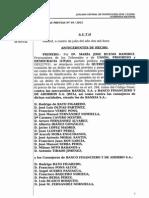 Denuncia Contra Bankia