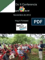 "LDI América Congress - ""Bottle schools"""