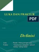 Luka Dan Fraktur
