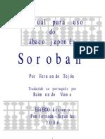 Manual Ábaco Japonês (Soroban) - Português