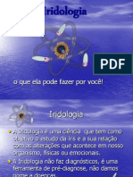 apresentação de Iridologia