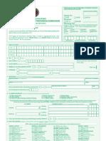 UPCAT Form 1 %28PDS2012%29