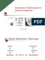 Modulation Technique