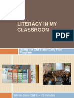 Literacy in My Classroom