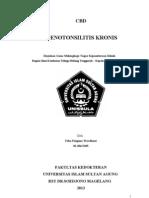 Feba Cbd Adenotonsilitis Kronis
