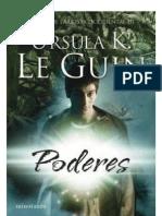 Poderes Ursula K Le Guin