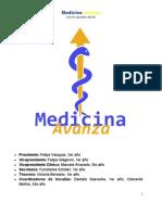 Propuestas Medicina Avanza
