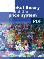 Israel Kirzner - Market Theory and the Price System