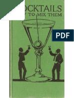 The Savoy Cocktail Book Pdf