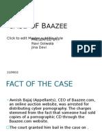 Case of Baazee