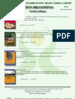 Alerta Bibliografica CEJIS Noviembre 2012