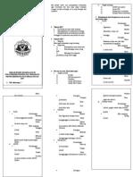 Leaflet Keluarga Berencana (Kb)