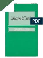 (1987) Los Archivos de Timothy