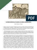 Los límites históricos d'Asturies