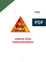 Hazardous Area Instrumentation