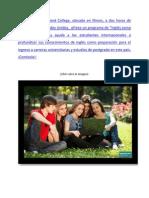 Programas de estudios de Parkland en USA