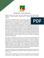 Déclaration FSU CTA 12 nov 2012[1]