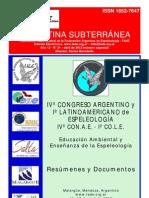 Argentina Subterranea 31