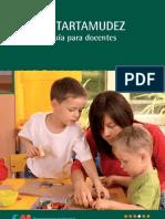 la tartamudez. Guía para docentes