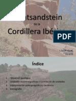 Buntsandstein de la Cordillera Ibérica