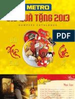 Hamper Catalogue 2013