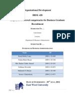 HRM 420 Term Paper Final