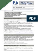 2012-11-30 Ifalpa Daily News