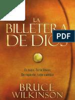 91224085 Capitulo 1 La Billetera de Dios Bruce Wilkinson