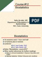 Lecture 1 - Biostat Basic