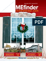 Seaport Homefinder December 2012-January 2013