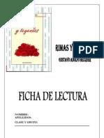 Rimas y leyendas de Bécquer. Guía de lectura